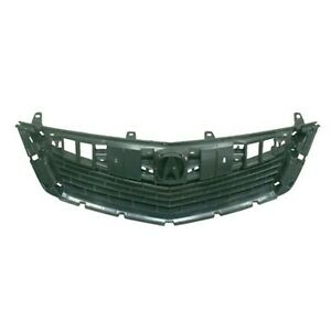 New Grille Front Fits Acura Tsx 2010 Ac1200113
