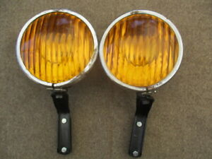 1936 1940 Appleton Fog Lights Gm Chevy Ford Others