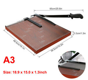 18 Paper Cutter Cut Length 12 Sheet Capacity For Home And Office