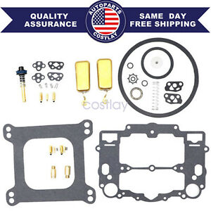 New Carburetor Rebuild Kit For Edelbrock 1406 1407 1411 1409 1477 1400 1404 1405