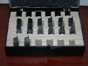 Design Groove By Thinbit 018 Carbide Grooving Inserts Qty 14 Cn030531b