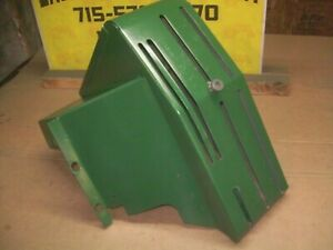 Oliver 1755 1855 1955 2255 Farm Tractor Open Station Control Panel Cover