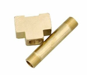 Sunpro Oil Pressure Tee Adaptor Kit Brass New Cp7556 Authorized Distributor