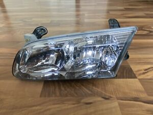 2000 2001 Toyota Camry Headlight Driver Left Lamp Oem