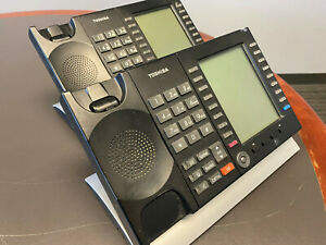 Toshiba ip5631 sdl Poe Large Lcd Display Voip Business Phone
