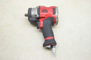 Mac Tools Mpf990501 High Performance 1 2 Drive Air Impact Wrench W light