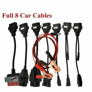 Car Cables Adapter Diagnostic Connector For Obd2 Obdii Diagnostic Interface Tool