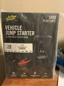Battery Tender By Deltran 1000 Peak Amps Vehicle Jump Starter And Power Bank