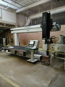 Cr Onsrud Heavy Duty 5 Axis Cnc Router