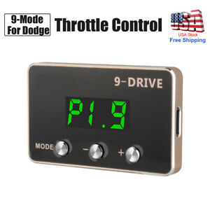 Electronic Throttle Controller Booster 9 Drive 9 mode For Ford Land Rover Mkx Us