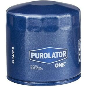 Pl14670 Purolator New Oil Filter For 300 Le Baron Town And Country 280 Ram Van