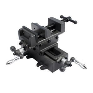 Cross Slide Vise 2 Way 3 Inch Drill Press X y Compound Durable Milling Tools