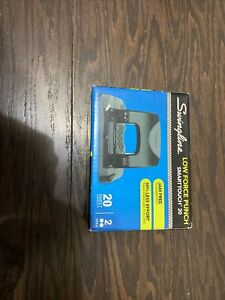 Swingline Smarttouch 2 hole Punch