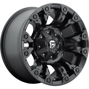 4 18x9 Black Vapor D560 5x4 5 5x5 12 Rims Terra Grappler G2 295 70 18 Tires