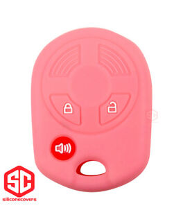 1x New Key Fob Remote Fobik Silicone Cover Fit For Select Ford Vehicles