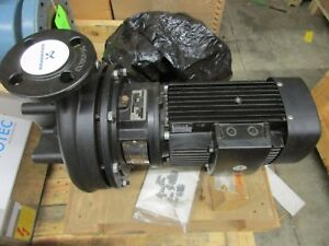 New Grundfos Water Volute Pump Tp 40 190 4 A f a baqe 96088781 3 Phase New