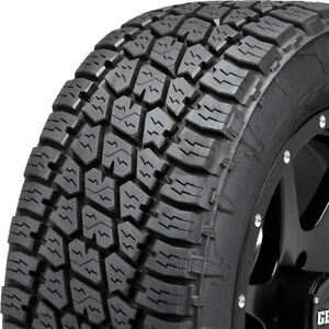 2 New Nitto Terra Grappler G2 A t 285 70r17 116t dc At All Terrain Tires