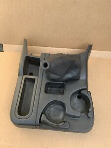 Dodge Ram Floor Shifter Console Cup Holder 02 05 1500 03 06 2500 3500