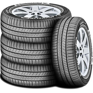 4 New Michelin Energy Saver 215 60r16 95v Tires 2016