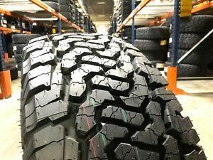 4 New 265 70 17 Comforser Cf1100 Tires 265 70 17 4 Ply All Terrain R17 Owl At