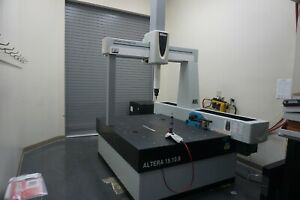 Nikon Altera 15 10 8 Cmm W Renishaw Probe Ph10m