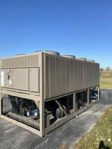 2014 York 143 Nominal Tons Air cooled Chiller