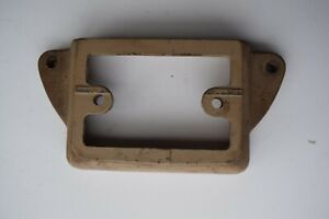 Craftsman 6 Jointer Front Foot 103 20660
