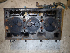 Detroit Diesel 3 53 Engine Cylinder Head 3 53 Series 2 Valve 5134953 Gm