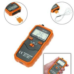 Peakmeter Lcd Digital Wireless K Type Temperature Meter Thermocouple Thermometer