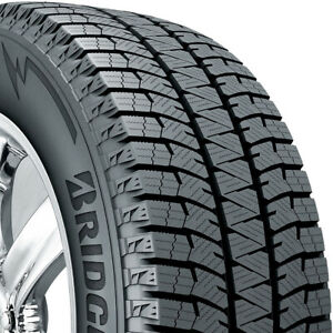 Bridgestone Blizzak Ws90 205 60r16 92h Studless Snow Winter Tire
