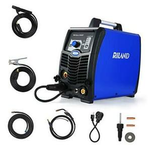 Mig Multipro 200sp Multi Process Welder Mig flux Cored lift tig mma 4 In 1