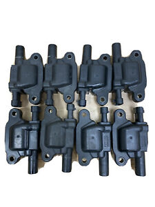 12611424 Acdelco Ignition Coil Pack Gm 6 2l Ls3 Set Of 8 Tested