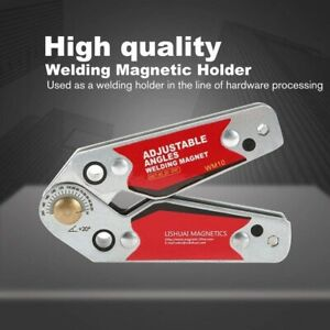 Adjustable Angle Welding Magnet Magnetic Welding Holder Welder Tool Accessorie S