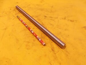 303 Stainless Steel Rod Machine Shop Tool Die Shaft Round Bar Stock 5 8 X 12
