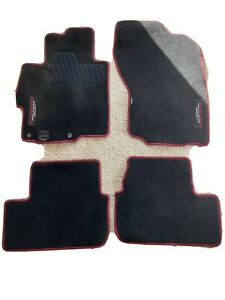 2015 Mitsubishi Lancer Evolution X Final Edition Floor Mats Oem Original Evo 10