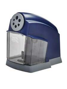 X acto Schoolpro Electric Pencil Sharpener Blue