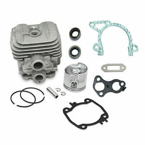 For Stihl Ts410 Ts420 Cylinder Rebuild Kit Rings Parts Reconstruction Useful