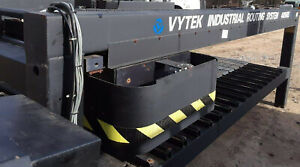 Vytek Industrial Routing System 4896rs 48x96 4ft C 8ft Cnc Router Vacuum Table