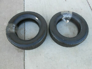 1985 Ford Exp Turbo Michelin Trx Tires Discontinued New Old Stock