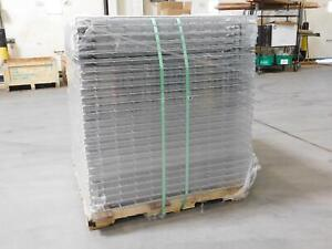 Lot Of 50 Universal Pallet Rack Wire Decking 42x46 2500 Lbs Cap