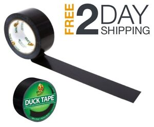 Black Duck Tape Dcolor 1265013 Waterproof Brand 1 88 Inches 20 Yards Single Roll