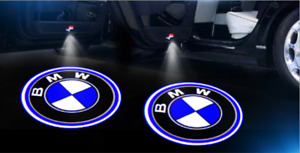 2pcs Led Lights For Bmw Door Welcome Light Logo Courtesy Projector Ghost Shadow