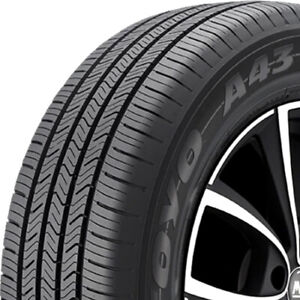 4 New Toyo Open Country A43 235 65r18 106v A S Performance Tires