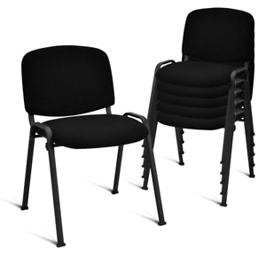Conference Chair Elegant Design Office Waiting Room Guest Reception New set Of 5