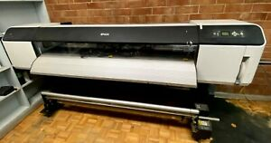 Epson Stylus Pro Gs6000 Wide format Printer plotter Eco solvent