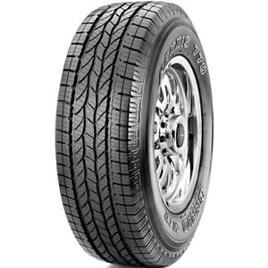 4 New Maxxis Bravo Ht 770 235 75r17 109s A s All Season Tires