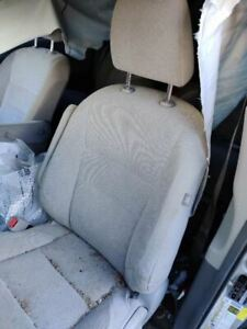 Gray Driver Side Front Seat Bucket Manual Cloth Fits 2011 2019 Toyota Sienna Oem