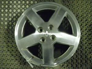 1 Wheel Rim For Cobalt Recon Oem Mach Silver Free Shipping