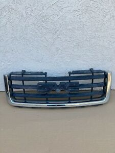 2007 2009 2010 2011 2012 2013 Gmc Sierra 1500 Front Chrome Grill Grille Assembly