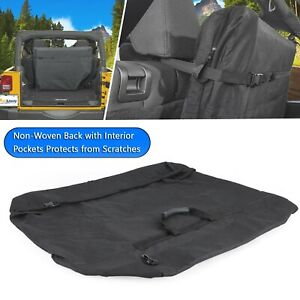 Freedom Panel Hard Top Storage Bag With Handle For Jeep Wrangler Jk Jl 07 20 Us